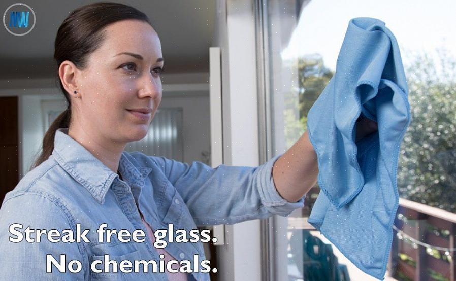 דרגה דקה מאוד של צמר פלדה לא תגרד לכם את החלונות ותנקה אותם ביעילות