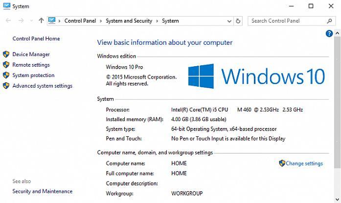 בדוק את פרטי המערכת של ה- Mac שלך