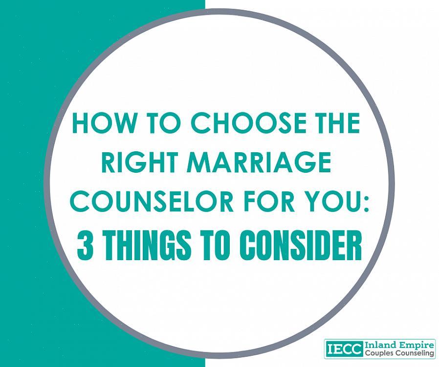 יועץ נישואין מורשה יקבל את התואר מורשה מטפלת בנישואין ומשפחה (LMFT)